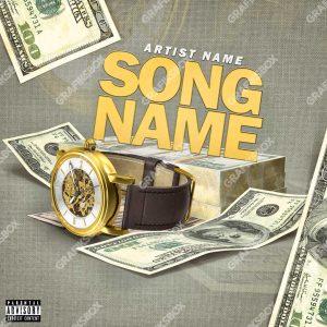 trap album cover art