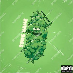 drug album cover art