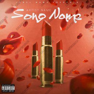 lipstick bullet cover art