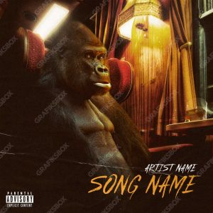 jungle album cover art